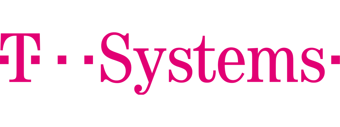 Logo T Systems - Clientes MR Solutions
